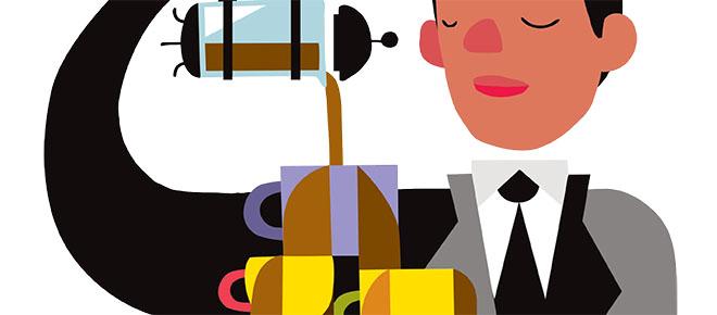 Coffee Chaos, Data Diligence.