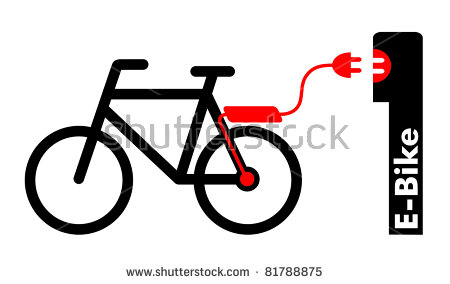 Electric Bike Stock Photos, Royalty.