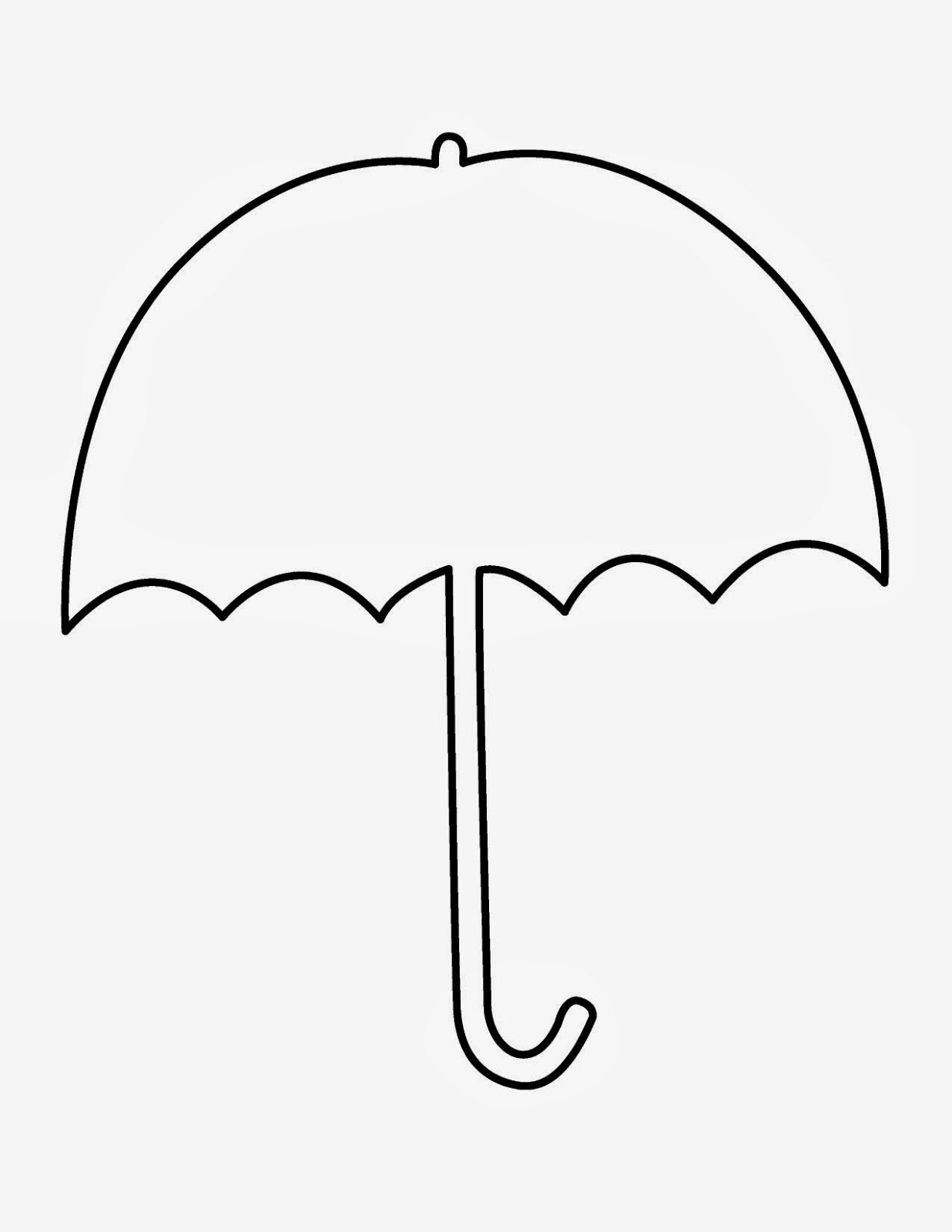 Baby Sprinkle Umbrella Clipart.
