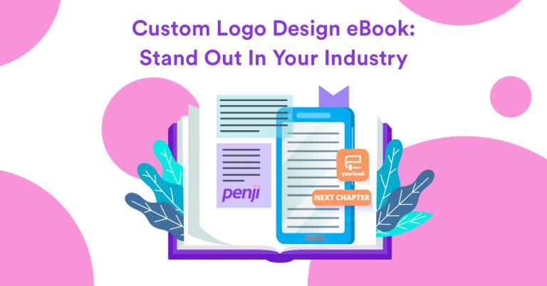 eBook: Custom Logo Design To Stand Out In Your Industry.