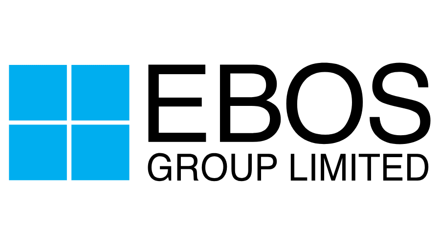 EBOS Group Limited Logo Vector.
