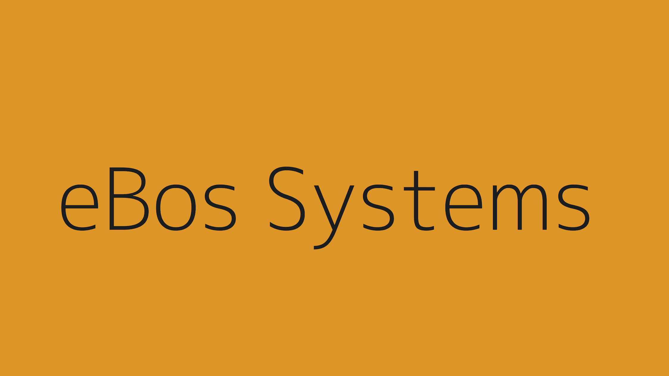 Android Apps by eBos Systems on Google Play.