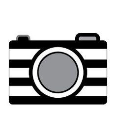 free retro camera clip art.
