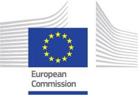 European Commission visual identity.