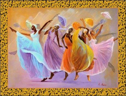 African American Ecard.