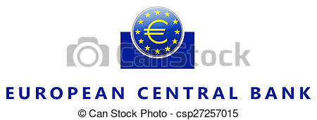 Clipart of ECB.