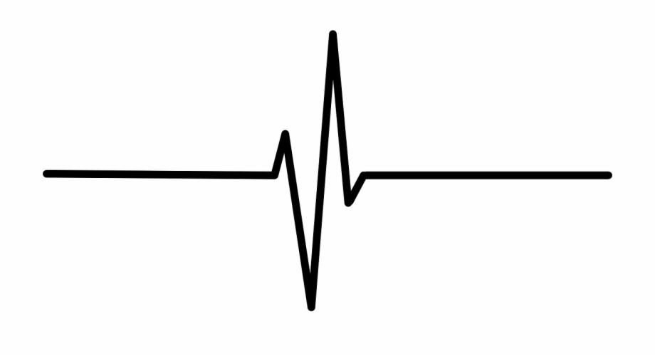 Heartbeat Ekg Ecg Pulse Png Image.