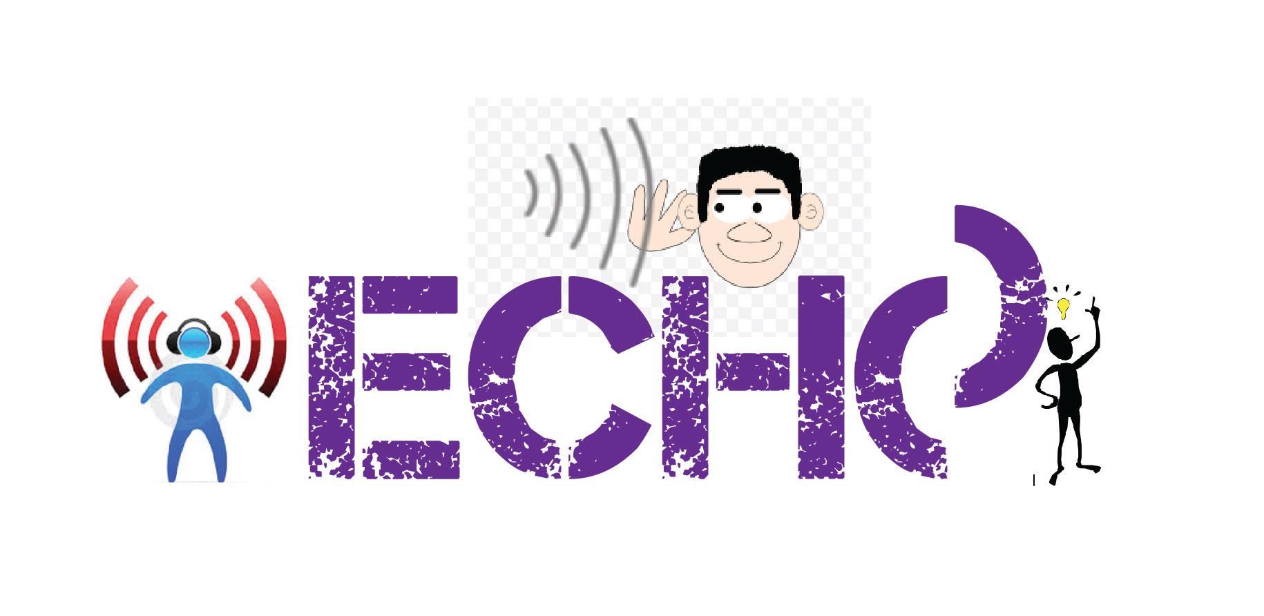 Echo Clipart.