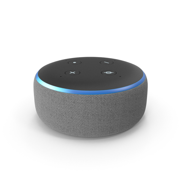 Amazon Echo Dot PNG Images & PSDs for Download.