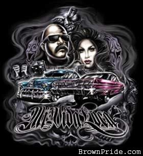 Low Rider Clipart.