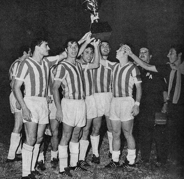 Club Estudiantes de La Plata.