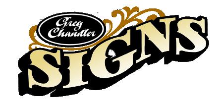 Greg Chandler Signs, Echuca.
