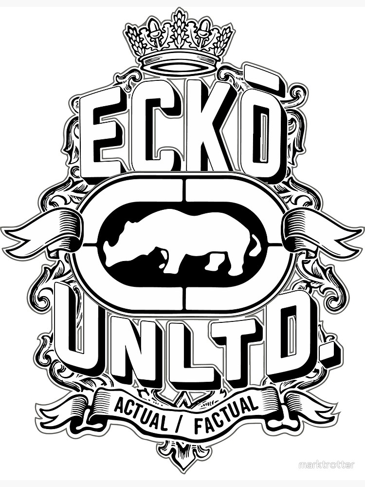 Ecko Unlimited.