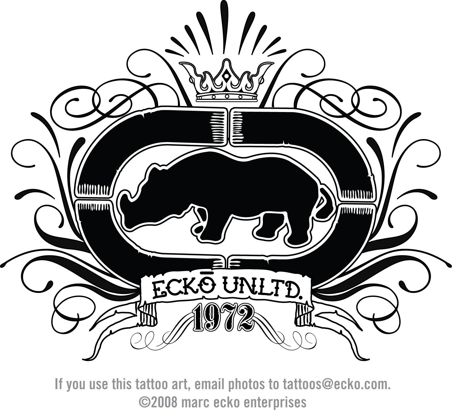 Ecko Logos.