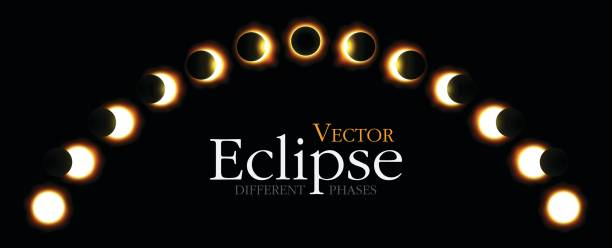Best Eclipse Illustrations, Royalty.