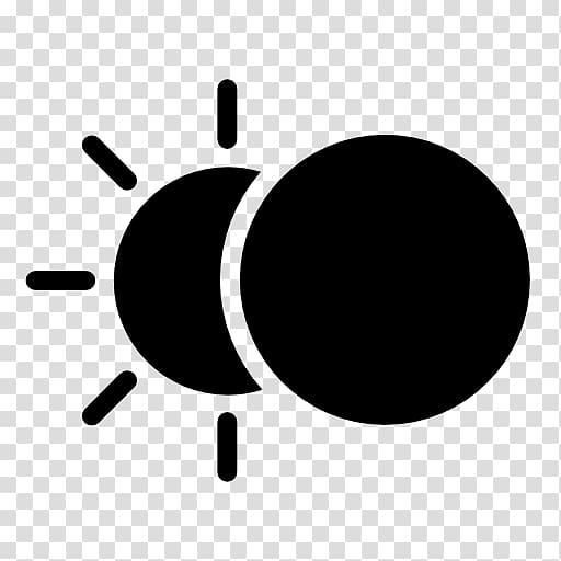 Solar eclipse Lunar eclipse Computer Icons, eclipse.