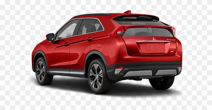 Red Diamond 2019 Mitsubishi Eclipse Cross Exterior.