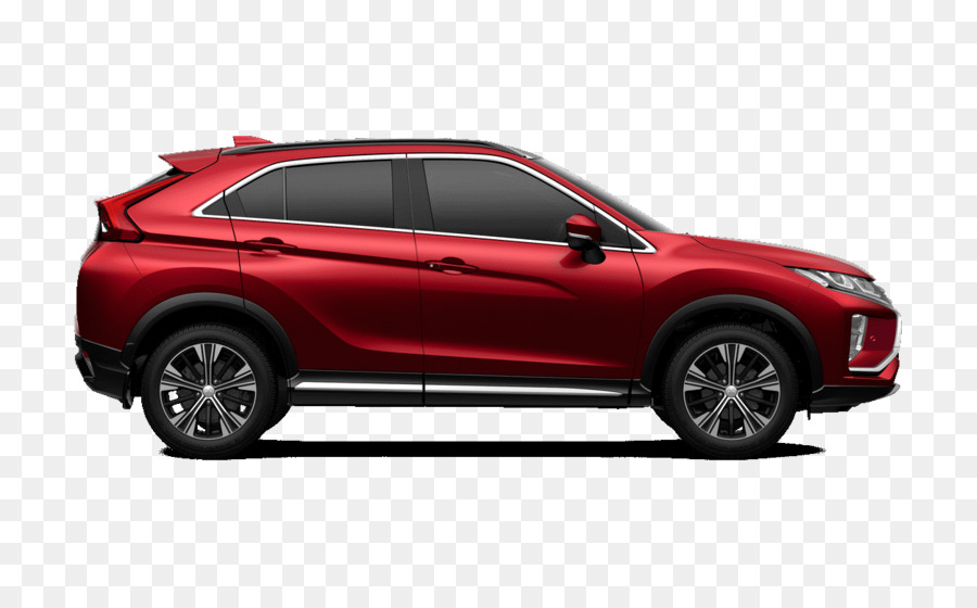 2018 Mitsubishi Eclipse Cross Mitsubishi Motors Compact sport.