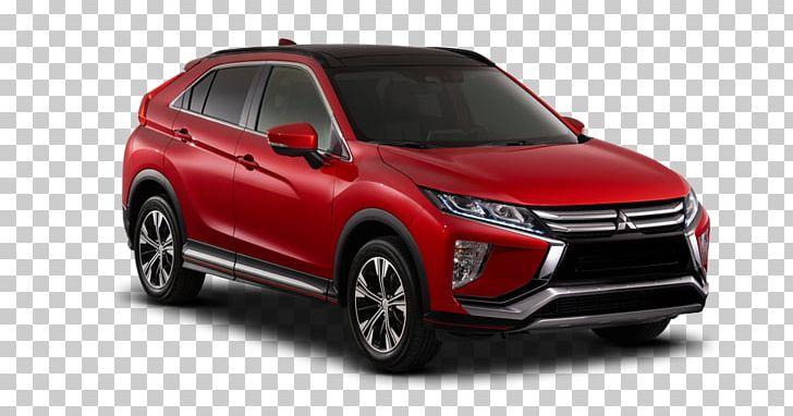 2018 Mitsubishi Eclipse Cross ES SUV Mitsubishi Motors Sport Utility.