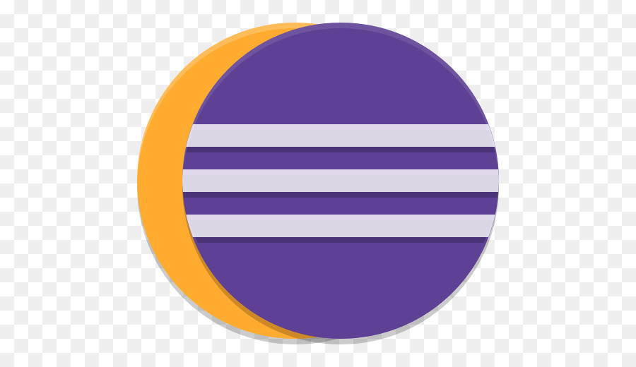 Eclipse Purple png download.