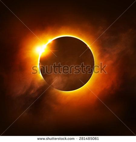 Eclipse Stock Photos, Royalty.