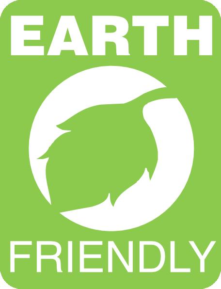 Eco friendly clip art.