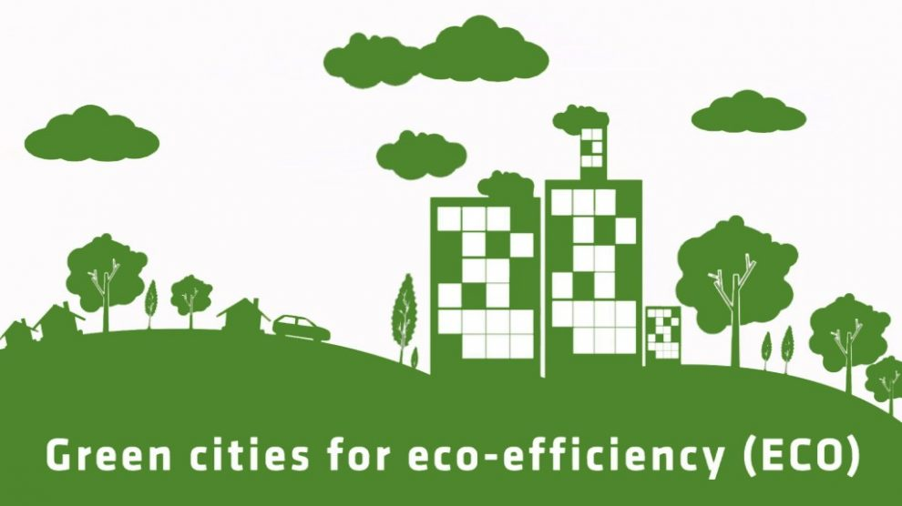 Apply now for the The Green Cities for Eco.