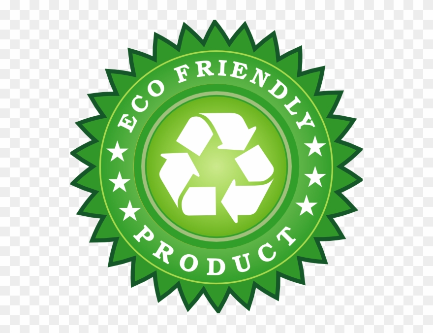 Eco Friendly Product Sticker Clipart (#14817).