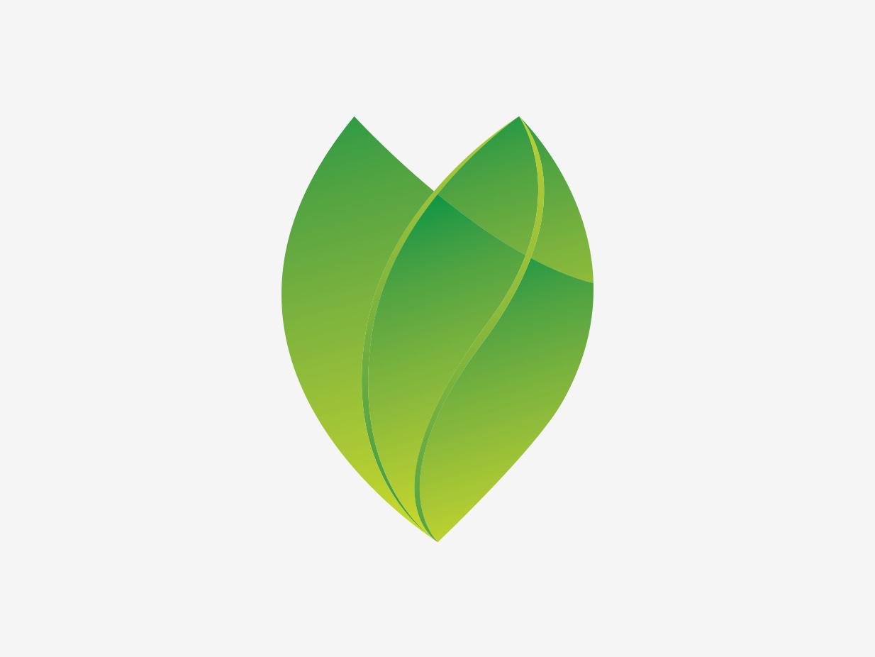 Eco logo design by Tripti Ranjan Gain on Dribbble.