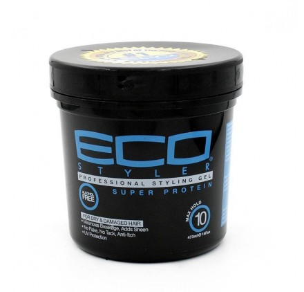 Eco Styler Styling Gel Super Protein 473 Ml.