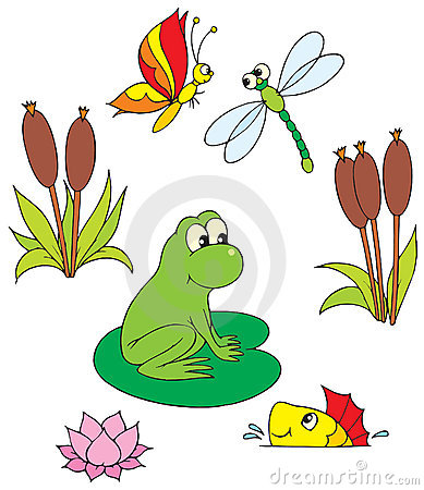 Ecosystem Clipart Page 1.