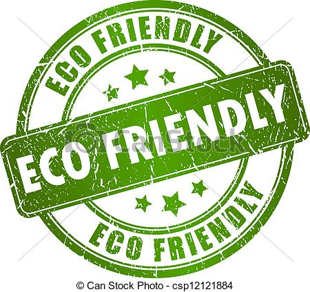 Eco friendly clip art.