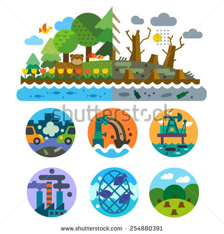 industrial development and ecological issues Data and research on green growth and sustainable development including consumption, innovation, green cities, green energy, green.