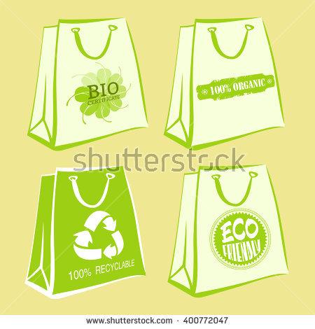 Bio Bag Stock Photos, Royalty.