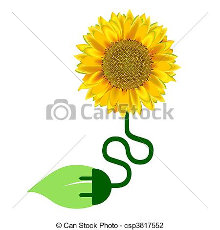Clip Art of ecologically worthwhile csp3817552.
