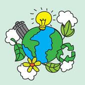 Ecology clip art.