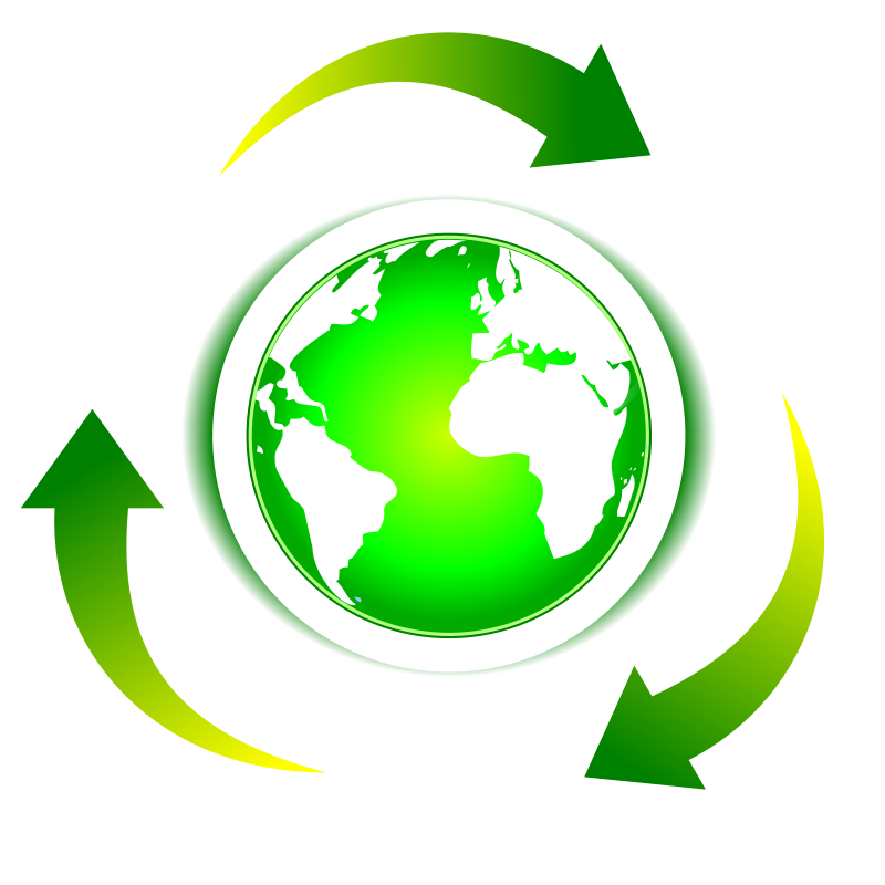 Free Clipart: Ecology Recycle.