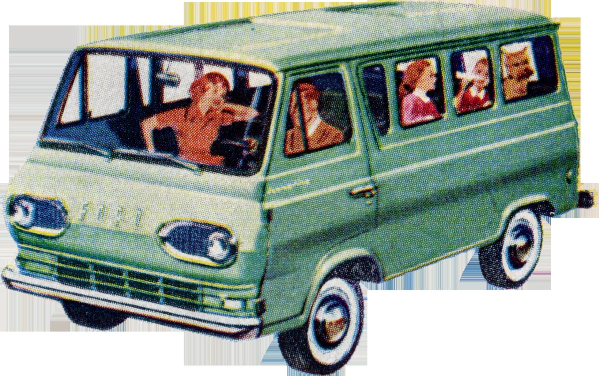 Phil Are Go!: 1961 Ford Econoline.