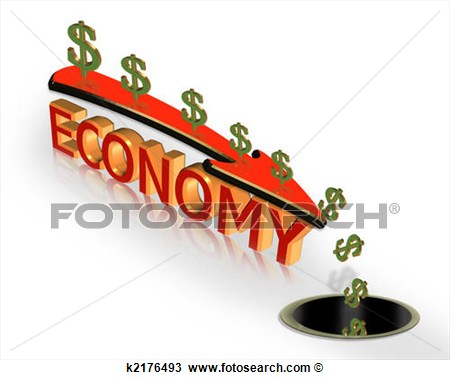 Recession Clipart.