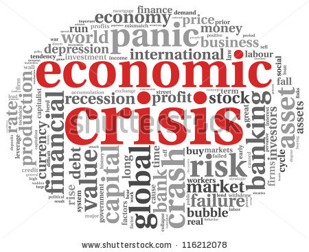 Economic Crisis Stock Photos, Royalty.