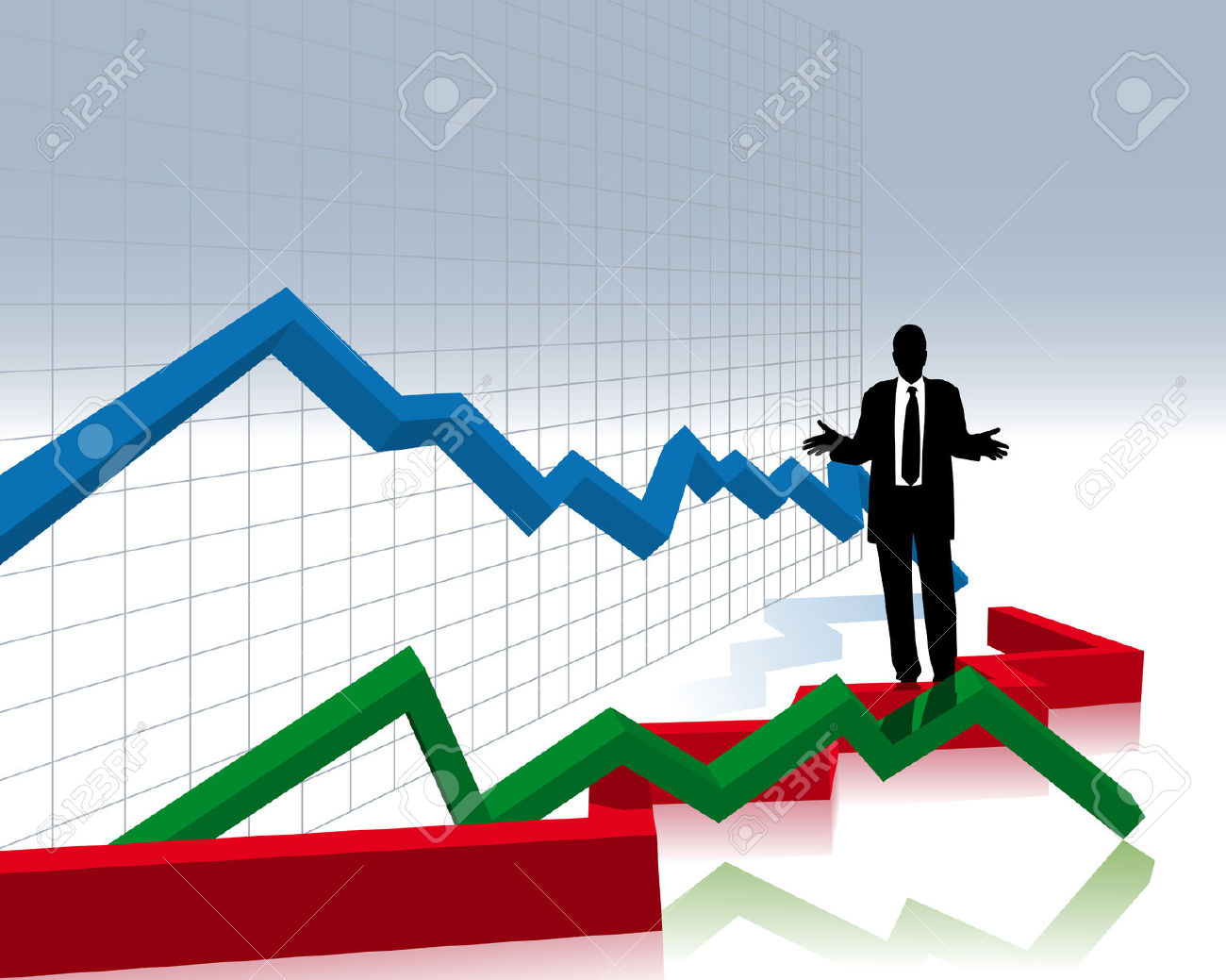 Financial Crash Royalty Free Cliparts, Vectors, And Stock.