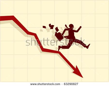 Crisis Economy Stock Vectors, Images & Vector Art.