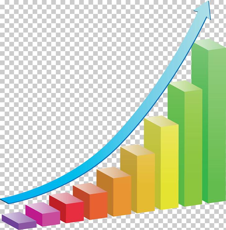 Growth chart Economic development , adv PNG clipart.