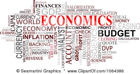 Economics Clipart Page 1.