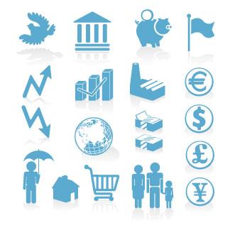 Economy Clip Art.