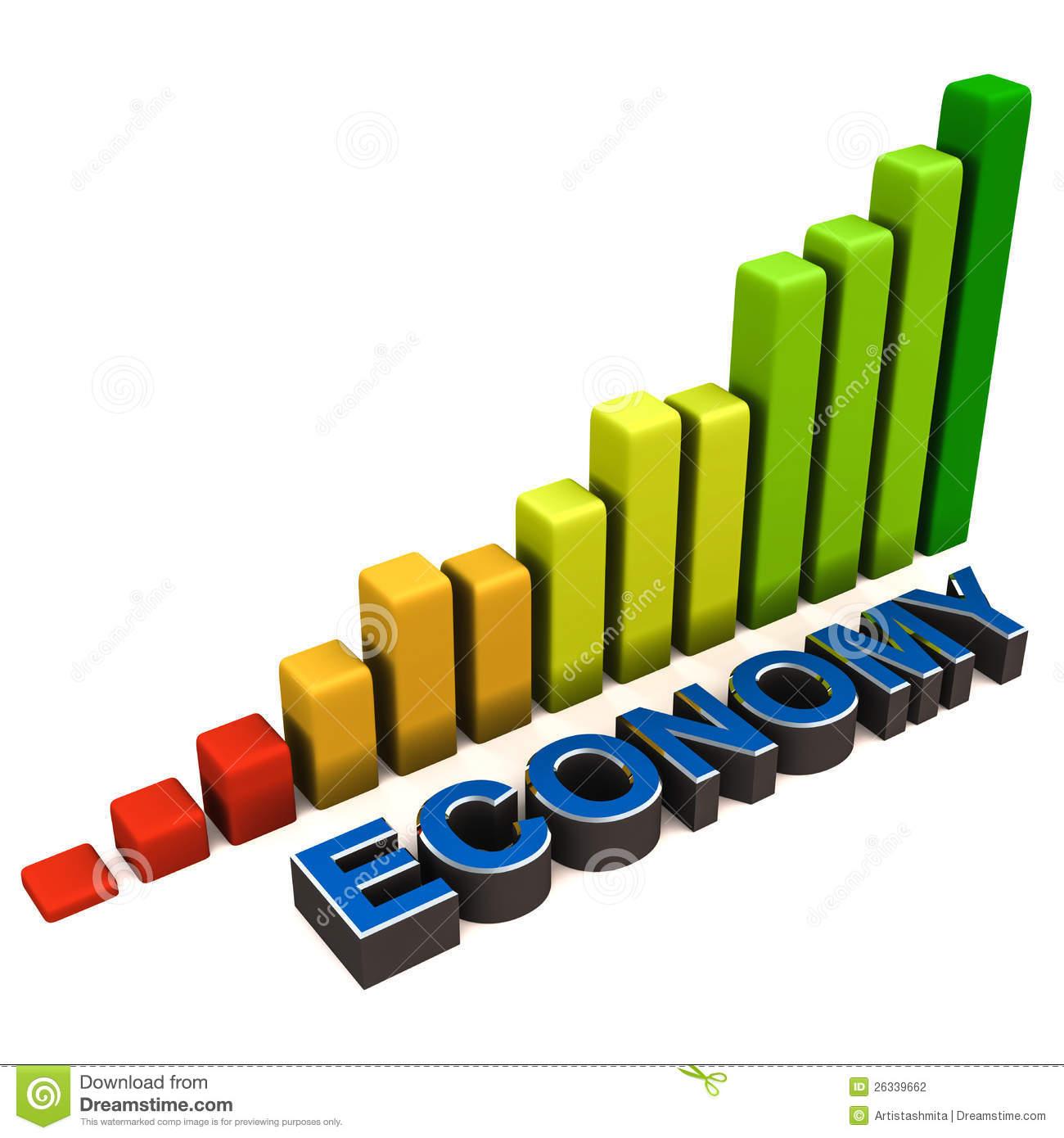 U.s. economy clipart.