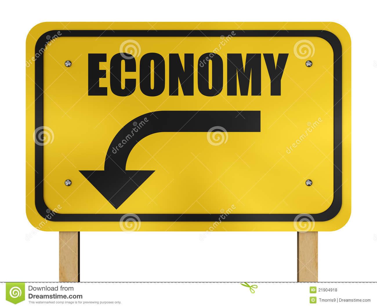 Bad economy clipart.