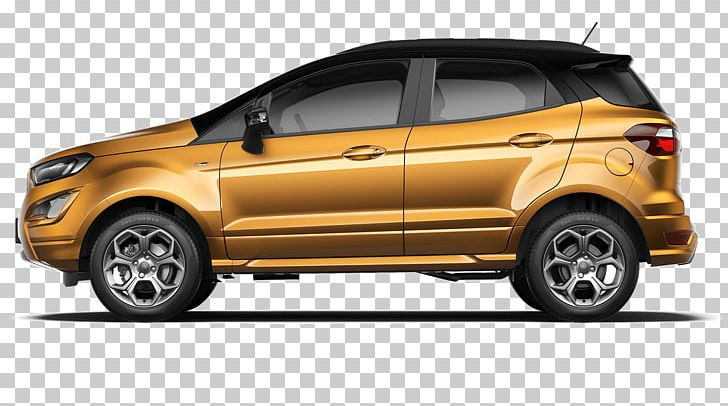 Car Ford EcoSport ST.