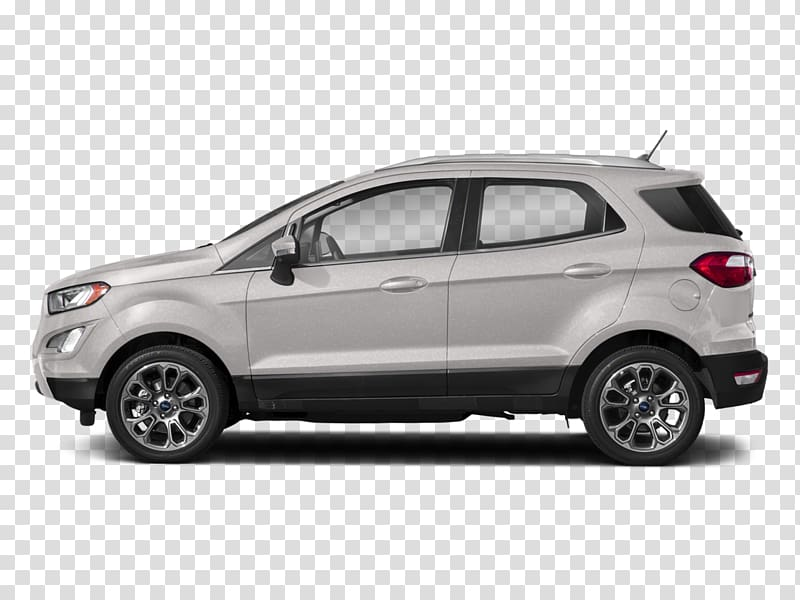 2018 Ford EcoSport SES Sport utility vehicle 2018 Ford.