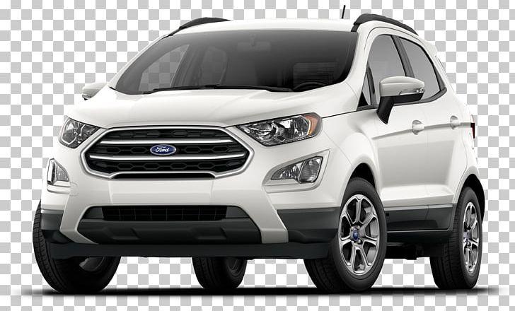 Ford Motor Company Car 2018 Ford EcoSport Titanium Sport Utility.